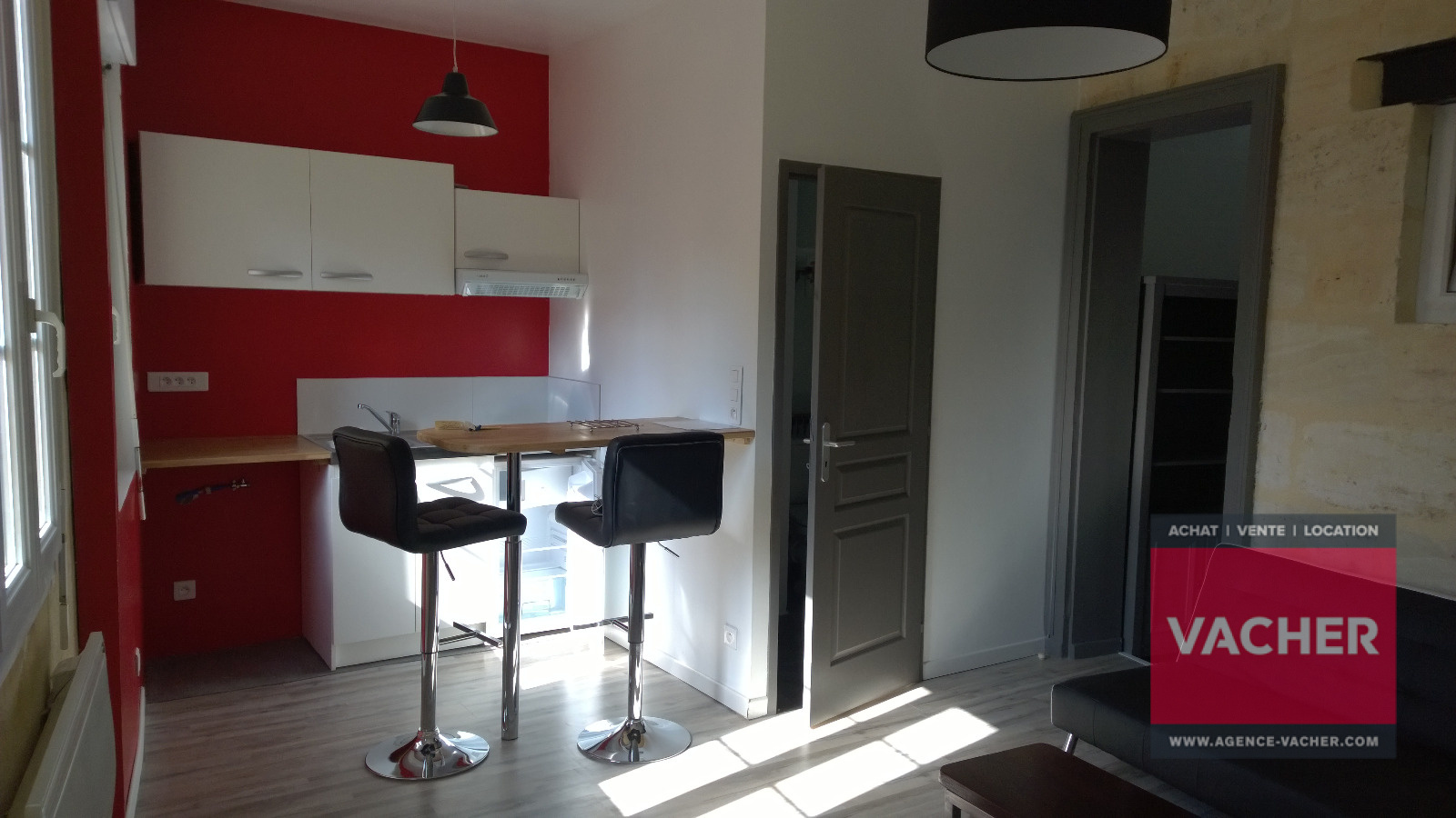 Annonce location appartement bordeaux 33000 29 m 630 for Appartement bordeaux centre ville location