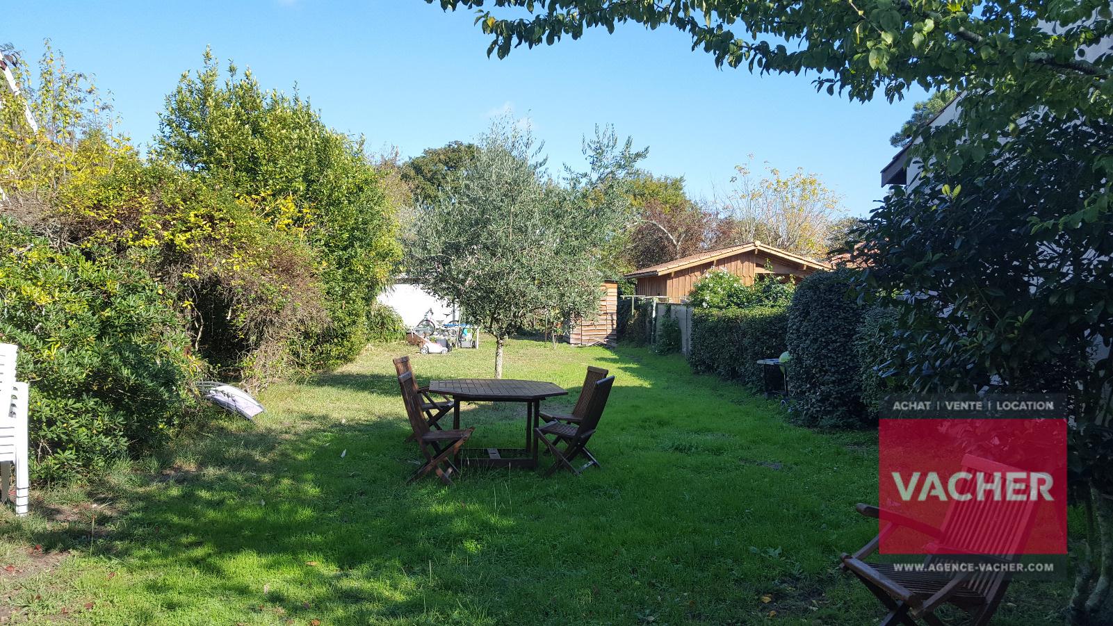 Annonce location maison andernos les bains 33510 48 m 780 992739558031 - Jardin dans une maison poitiers ...